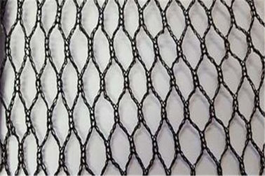 Custom Made Quad dzianiny Anti Hail Net Hailnet z HDPE Mono filament
